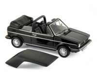 1:43 VW Golf I Cabriolet 1981 Black
