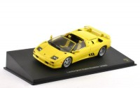 1:43 LAMBORGHINI Diablo Roadster 2000 Yellow