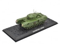 "1:72 ""Churchill"" Mk.VII  British Army 1945"