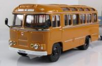 1:43 Павловский автобус 672М (оранжевый)
