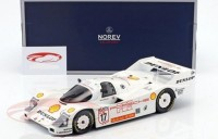 1:18  PORSCHE 962 C #17 H.J.Stuck Winner Supercup 1987
