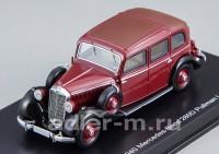 1:43 Mercedes-Benz 260D Pullman Landaulet 1940 (maroon)