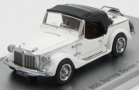 1:43 Fiat 850 Siata Spring Spider Soft-top 1967 (white)