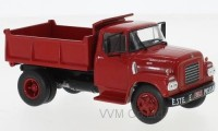 1:43 INTERNATIONAL IHC NV-184 (самосвал) 1960 Red