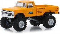 "1:64 FORD F-250 Monster Truck ""Truk"" Bigfoot 1977"