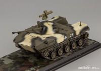 1:43 Боевая машина десантная БМД-2 с ПТРК (камуфлированный)