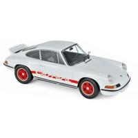 1:18 PORSCHE 911 Carrera RS 2.7 1973 White/Red