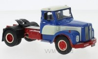 1:43 седельный тягач SCANIA 110 Super 1953 Blue/White