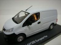 1:43 NISSAN NV200 European Van 2009