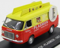 "1:43 FIAT 238 ""PLASMON"" 1967 Yellow/Orange"