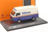 "1:43 VW LT35 LWB техничка ""Porsche Rothmans Team"" 1982"