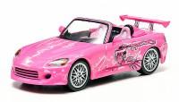"1:43 HONDA S2000 2001 ""2 Fast & 2 Furious"" (из к/ф ""Двойной Форсаж"")"