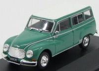 1:43 DKW Vemag Vemaguet 1964 Green/White