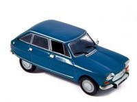 1:43 CITROËN Ami 8 1969 Danube Blue