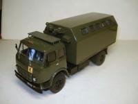1:43 КМ-500 Кузов универсальный (КУНГ) на шасси МАЗ-5334 (или 500А)