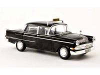 """1:43 OPEL Kapitän P II """"Taxi"""" 1959 Black"""