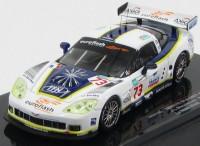 1:43 CORVETTE C6.R #73 LMGT1 J.L.Blanchemain-P.Goueslard-L.Pasquali 6th Le Mans 2008