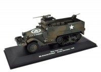 1:43 бронетранспортер M3A1 5th Armored Division Германия 1945