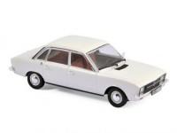 1:43 VW K70 1970 White