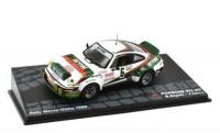 1:43 PORSCHE 911 SC #6 B.Béguin/J.Lenne Rally Monte-Carlo 1980