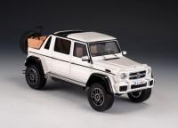 1:43 MERCEDES-Maybach G650 4х4 Landau (W463) (открытый) 2017 White