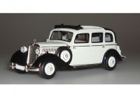 1:43 Mercedes-Benz 260D Pullman Landaulet 1940 (gray / black)