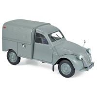 1:18 CITROEN 2CV Fourgonnette (фургон) 1957 Grey