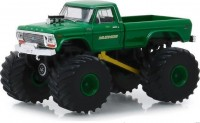"1:64 FORD F-250 Monster Truck ""Mudhog"" Bigfoot 1979"