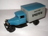 1:43 Горький-АА фургон Продукты
