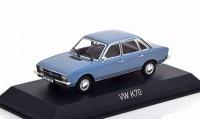 1:43 VW K70 1970 Light Blue Metallic