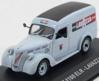 """1:43 FIAT 1100 ELR """"LAVAZZA"""" 1950 Blue"""