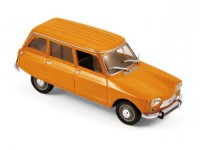 1:43 CITROËN Ami 8 Break 1976 Ténéré Orange