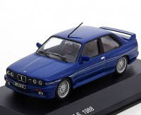 1:43 BMW Alpina B6 3.5S (E30) 1988 Metallic Blue
