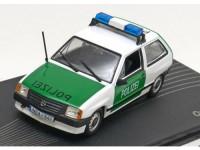 """1:43 OPEL Corsa A """"Polizei"""" (полиция Германии) 1982"""