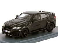 1:43 BMW X6M HAMANN Tycoon Evo 2011 Black Metallic/Dark Anthracite