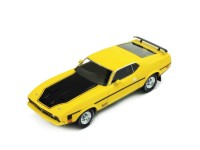 1:43 FORD Mustang Mach 1 1971 Yellow/Black