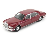 1:43 ROLLS-ROYCE Royale Phantom Majestic Bertone 1995 Maroon