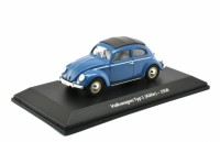 1:43 VW Käfer Typ 1 1950 Blue