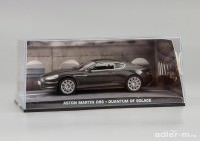 "1:43 Aston Martin DBS из к.ф. ""Quantum Of Solace"" 2008 (black)"
