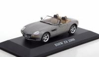 1:43 BMW Z8 2000 Grey