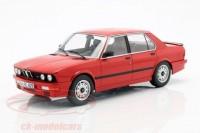 1:18 BMW M535i (E28) 1986 Red