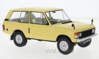 1:24 RANGE ROVER 3.5 V8 4х4 1972 Beige
