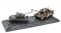 """1:72 набор M26 """"Pershing"""" и Panzerjäger """"Jagdtiger"""" Битва при Ремагене Германия 1945"""
