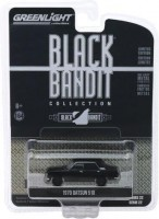 1:64 DATSUN 510 Sedan 1970 Black