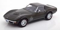 1:18 CHEVROLET Corvette C3 1969 Green Metallic