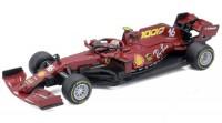 """1:43 FERRARI SF1000 """"Scuderia Ferrari"""" #16 Leclerc Formula 1 2020"""