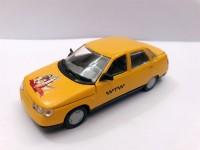 1:43 ВАЗ-2110 такси с тамповкой Маша и Медведь