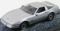 "1:43 Chevrolet Corvette ""A View to a Kill"" 1983 Silver"