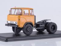 1:43 КАЗ-608 седельный тягач (Охра)