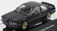 1:43 BMW 635 CSI plain body version [с открывающимся капотом] (dark blue)